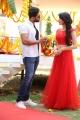Monica Sharma, Aman @ Rajini Film Corporation Production No 1 Movie Launch Stills