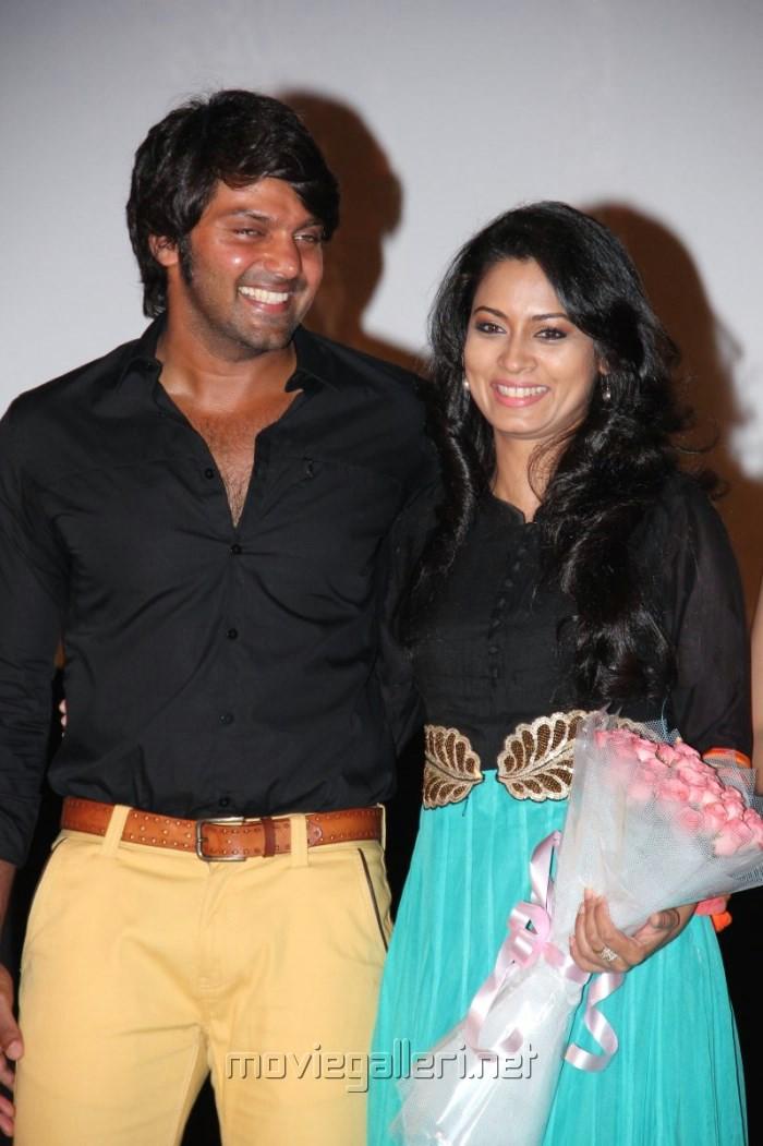 Pooja Umashankar and arya
