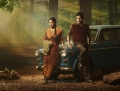 Mia George, Sathya in Amara Kaaviyam Movie Stills