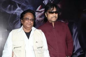 K Rajeshwar, Karthik @ Amaran 2 Movie First Look Press Meet Stills