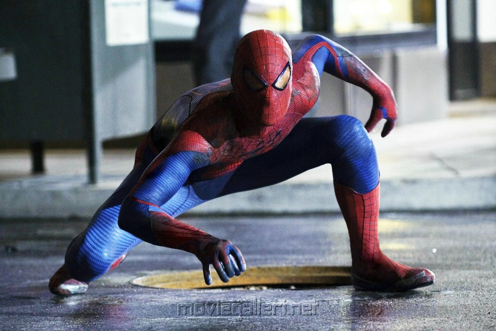 Spider Man Movie Screenshots The Amazing Spider Man Movie