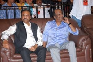 Mohanbabu, Rajini at Ambarish Birthday Celebration 2012