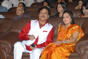 Shatrughan Sinha, Jaya Prada at Ambarish Birthday Celebration 2012