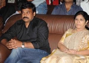 Chiranjeevi Wife Surekha at Ambarish Birthday Celebration 2012