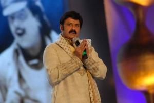 Nandamuri Balakrishna at Ambarish Birthday Celebration 2012