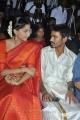 Sonam Kapoor, Dhansuh at Ambikapathy Movie Press Meet Photos