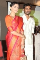 Sonam Kapoor, Dhanush at Ambikapathy Movie Press Meet Photos
