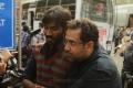 Dhanush, Aanand L. Rai @ Ambikapathy Tamil Movie Stills