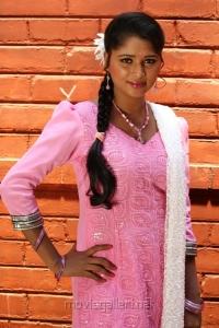 Jothisha Ammu in Ambuli 3D Movie Stills