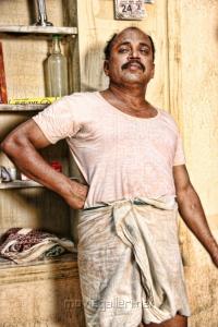 Thambi Ramaiah in Ambuli Telugu Movie Stills