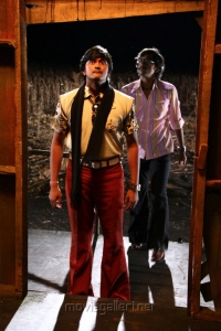 Ajay, Srijith in Ambuli 3D Movie Stills