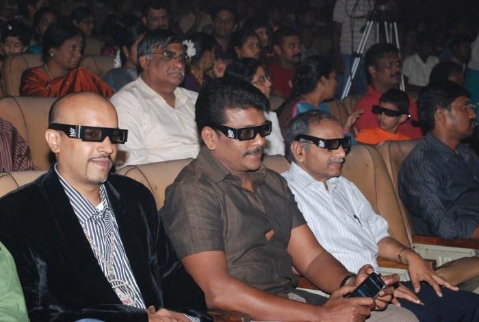 Ambuli 3D Movie Audio Launch Pics