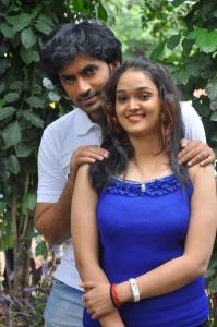 Sri, Mounika @ Ameerpet Lo Telugu Movie Opening Stills