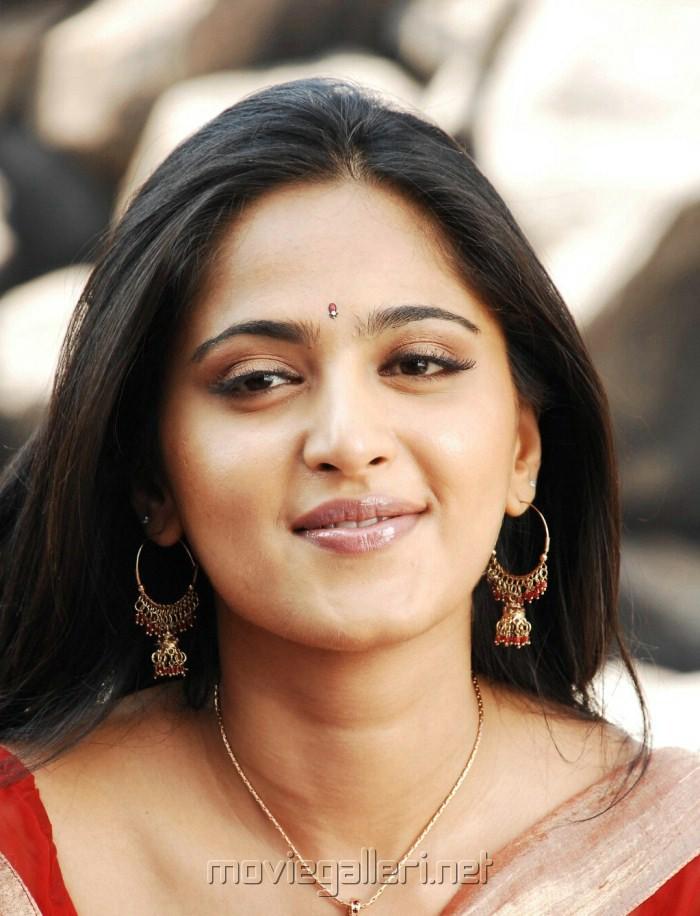 Anushka Shetty in