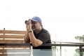 Director Indraganti Mohanakrishna @ Ami Tumi Movie Working Stills