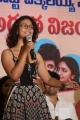 Actress Aditi Myakal @ Ami Tumi Success Meet Stills