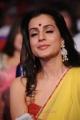 Amisha Patel in Saree Photos at TSR TV9 Awards