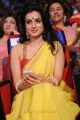Gorgeous Ameesha Patel in Saree Photos at TV9 TSR Awards