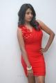 Actress Amitha Rao in Red Dress Hot Photos
