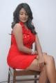 Actress Amitha Rao Hot Photos in Tight Red Dress