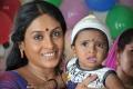 Actress Saranya Ponvannan in Amma Ammamma Tamil Movie Stills