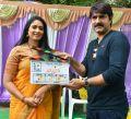 Aamani, Srikanth @ Amma Deevena Movie Opening Stills