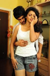 Siddharth Varma, Shilpa Swetha in Amma Nanna Oorelithe Hot Images