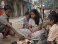 Baby Neha Images in Amma The Street Telugu Movie