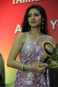 Actress Sadha @ Amma Young India Award 2014 Photos