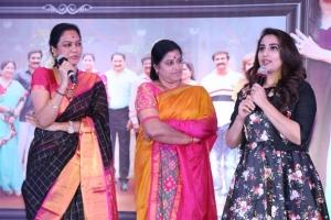Hema, Sudha, Manjusha @ Ammammagarillu Success Meet Photos