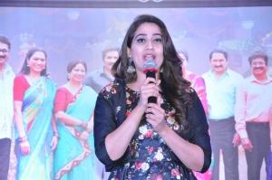 Anchor Manjusha @ Ammammagarillu Success Meet Photos