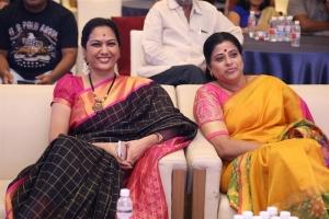 Hema, Sudha @ Ammammagarillu Success Meet Photos