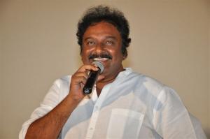 VV Vinayak @ Ammammagarillu Teaser Launch Photos