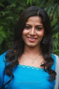Actress Meenal at Ammavin Kaipesi Movie Press Meet Stills