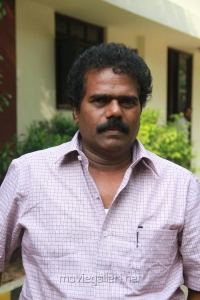 Director Thangar Bachan at Ammavin Kaippesi Movie Press Meet Stills
