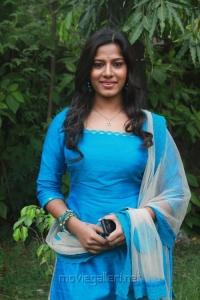 Actress Meenal at Ammavin Kaipesi Press Meet Stills