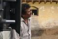 Director Thangar Bachan at Ammavin Kaippesi Shooting Spot Stills