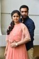 Megha Sri, Nandamuri Taraka Ratna @ Amrutha Varshini Movie Opening Stills