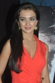 Actress Amy Jackson Pics at Thandavam Trailer Launch