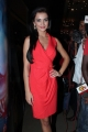 Actress Amy Jackson New Pics in Red Skirt