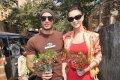 Prateik Babbar, Amy Jackson Celebrated Valentine's Day