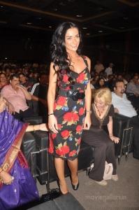 Actress Amy Jackson @ Deiva Thirumagan Audio Launch