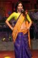 Kanika Dhillon @ An Ode To Weaves & Weavers Fashion Show by Shravan Kumar Photos