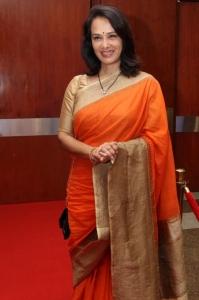 Amala Akkineni @ An Ode To Weaves & Weavers Fashion Show by Shravan Kumar Photos