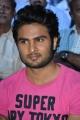 Sudheer Babu @ Anaganaga Oka Chitram Movie Audio Launch Stills