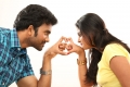 Siva, Meghasri in Anaganaga Oka Chitram Movie Stills