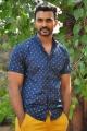 Actor Siva @ Anaganaga Oka Chitram Release Press Meet Stills