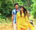 Ashok Kumar, Priyanka Sharma in Anaganaga Oka Oollo Movie Stills