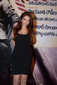 Anaika Soti Hot Stills at Satya 2 Telugu Movie Press Meet