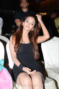 Actress Anaika Soti Hot Stills at Satya 2 Movie Press Meet